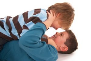 bigstockphoto_fighting_kids_2542518